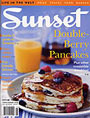 Sunset Magazine Cover January 2005